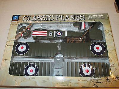 Classic Planes Model Kit NewRay Sopwith Camel F.1 / 1:72 scale