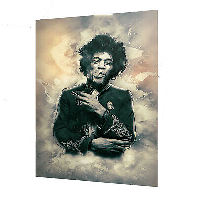 rocky keep moving canvas wall art Wood Framed Ready to Hang XXL