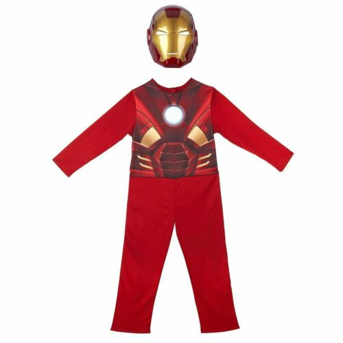 Size 4-6 The Avengers Iron Man Hulk Captain America Child Costumes 3 COSTUMES