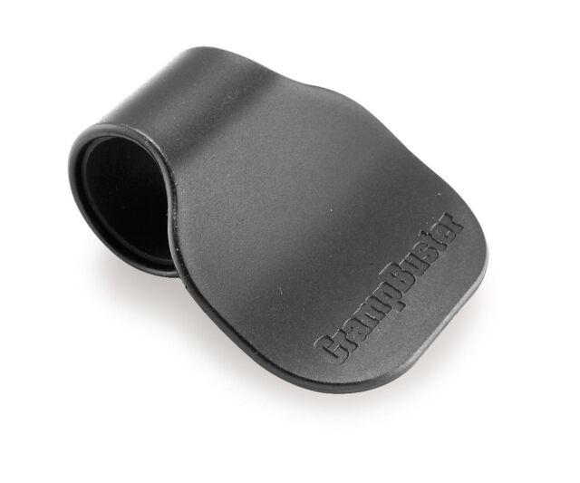 CrampBuster Wide CB2-C Throttle Grip Standard 1 1//8in - Chrome