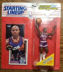 1993 Starting Lineup Barkley Unopened Box