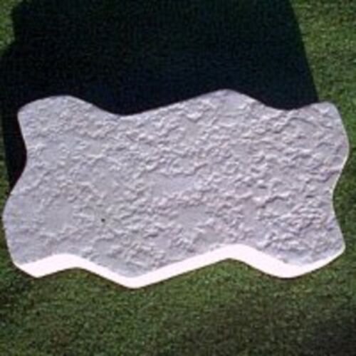 S Paver Set concrete cement paver mold