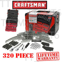 Craftsman 320 Piece Mechanic's Tool Set