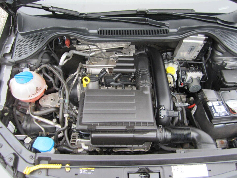 Brugt VW Polo TSi 90 Comfortline DSG BMT i Solrød og omegn