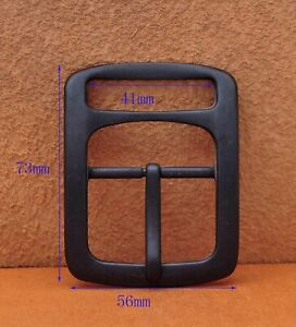 1-1-2-034-Heavy-Duty-Solid-Black-Matte-Center-Bar-Leather-Belt-Buckle-Replacement
