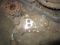 305 350 Aluminum Intake Manifold Tbi 87 88 89 90 91 92 93 94 95