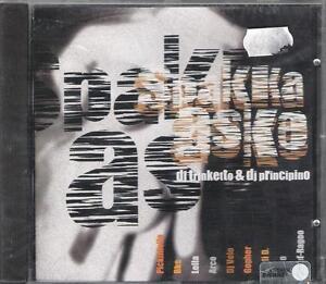 "DJ TRINKETTO e DJ PRINCIPINO - RARO CD RAP ITALIANO CELOPHANATO "" SPAKKA ASKE "" - Italia - DJ TRINKETTO e DJ PRINCIPINO - RARO CD RAP ITALIANO CELOPHANATO "" SPAKKA ASKE "" - Italia"