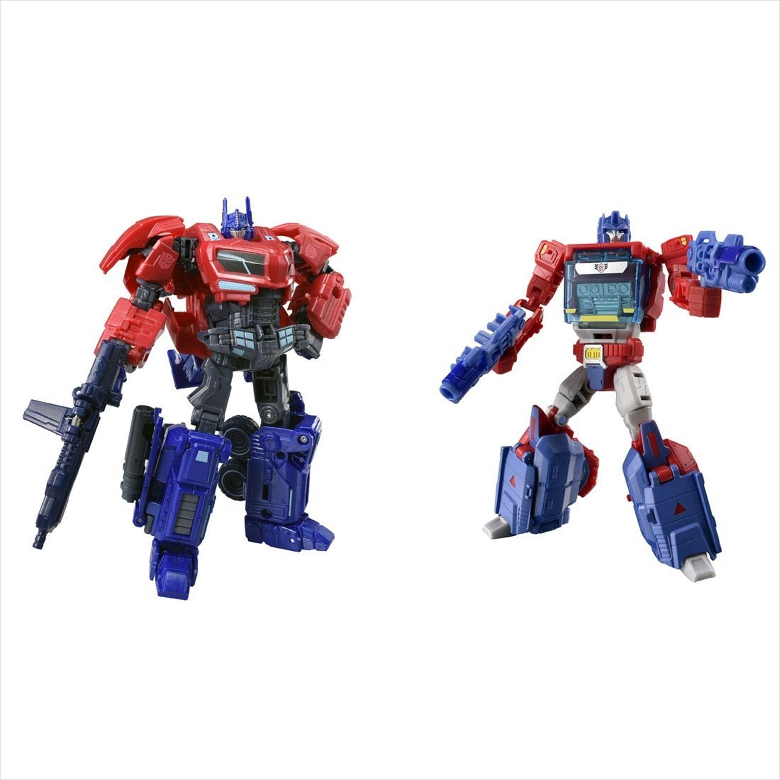 Transformers TLK-EX Optimus Prime & Orion Pax 2 Set  .jp Limited