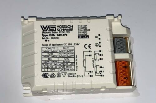 Vossloh-Schwabe 188700 ELXc142.872 Elektronisches Vorschaltgerät