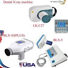 Dental Portable Mobile Digital X Ray Film Imaging Unit Machine System Equipment