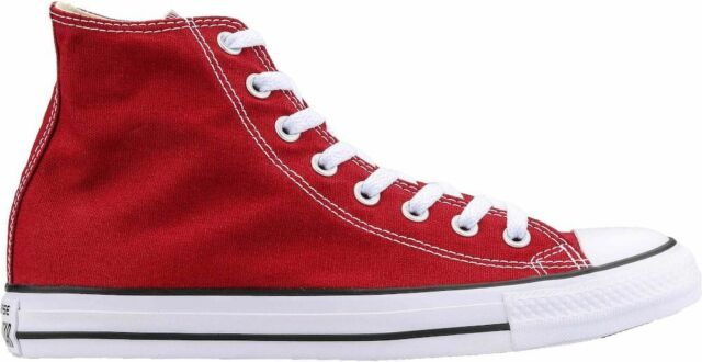 ea43808232dd Converse Chuck Taylor Hi Top Chili Paste 149512F Mens 9  Womens 11 ...