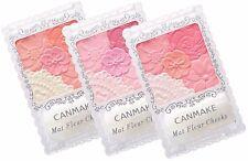 [FreeShip]Canmake Glow Fleur Highlighter Cheek Blush Japan 6.8g Color 04,05,06