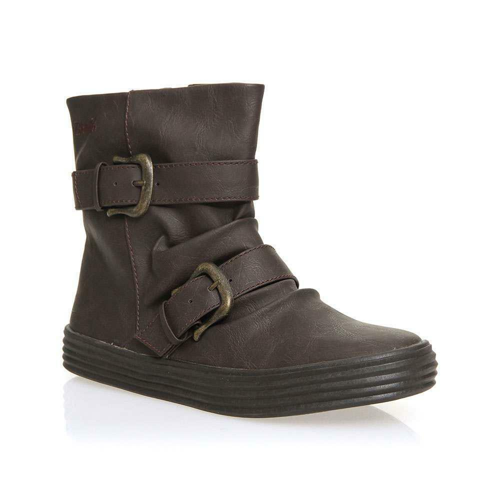 Blowfish Octave Boots Brown Texas Blowfish Women's shoes Boots