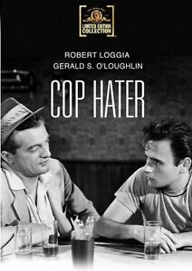 Cop-Hater-DVD-Robert-Loggia-Gerald-O-039-Loughlin-Russell-Hardie-William-Neff