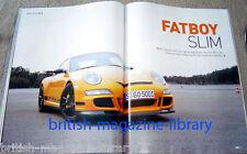 Evo Magazine Issue 98 - Porsche 911 997 GT3 RS