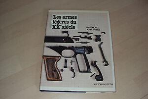 livre-LES-ARMES-LEGERES-DU-XXe-Siecles
