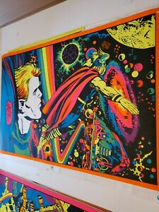 THOR-ASTRAL-THOR-MARVEL-THIRD-EYE-Black-light-poster-TE4006-JACK-KIRBY