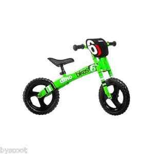 Draisienne Moto-Cross enduro vert enfant velo sans pedale garcon motocross NEUF
