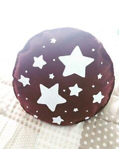 Pan Di Stelle Cuscino.Dettagli Su Cuscino Fantasia Pan Di Stelle Misura Media 30 Cm A Forma Di Biscotto Handmade