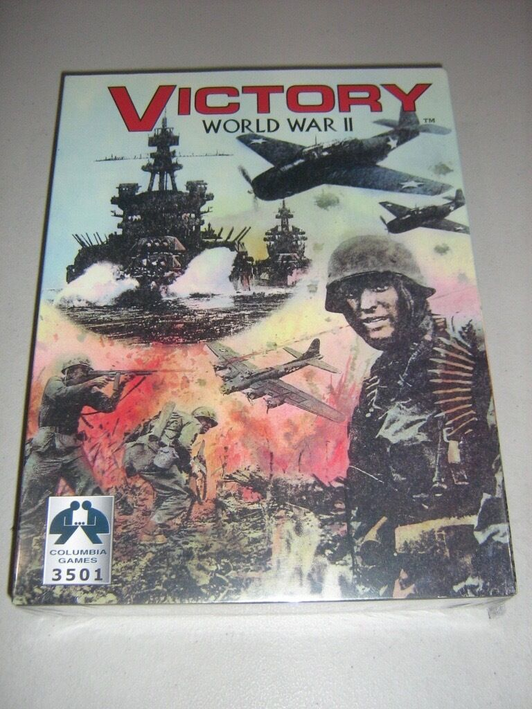 Victory  World War II (New)