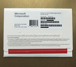 Microsoft Windows Server Standard 2016- 16 Cores | Full License [Brand New]