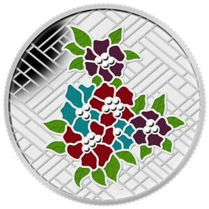 Stained-Glass-Craigdarroch-Castle-2014-Canada-20-Fine-Silver-Coin
