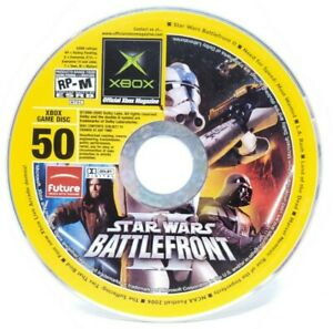 Official-XBOX-Magazine-DEMO-Disc-50-Star-Wars-Battlefront-II-2-Xbox-Game-Only