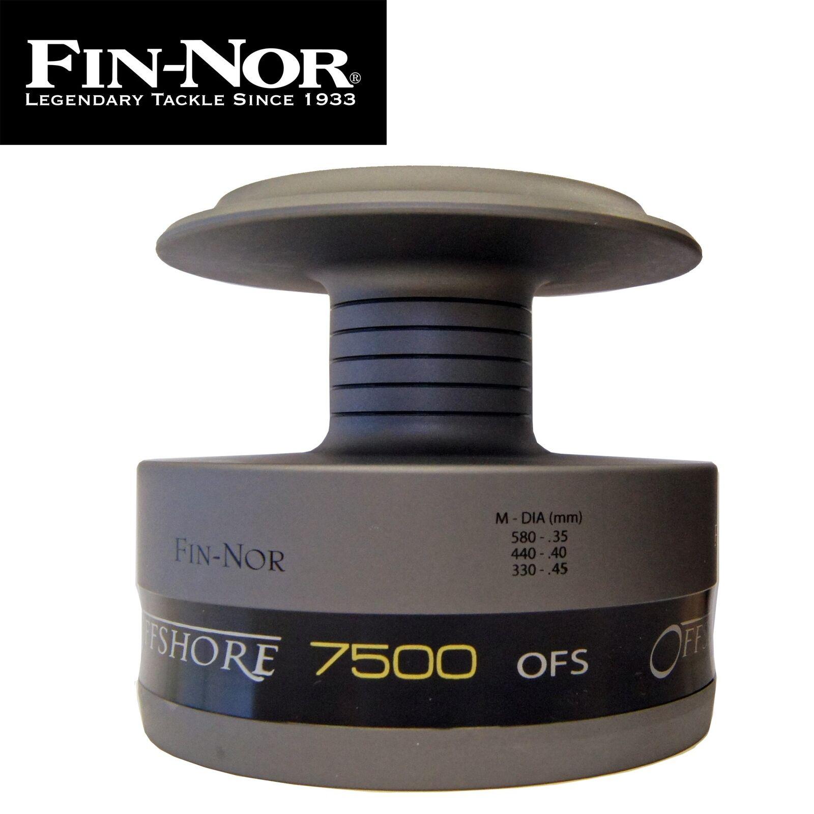 Fin-nor e-BOBINA FN SPINNING OFFSHORE SPINNING FN ofs7500-Bobina di ricambio per i ruoli stazionario c8be85