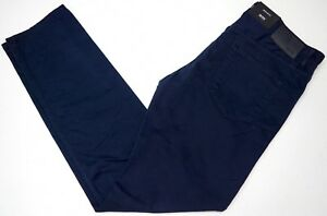 NWT-165-HUGO-BOSS-Regular-Fit-Stretch-Pants-MENS-38-32-Maine3-20-50373579-Blue