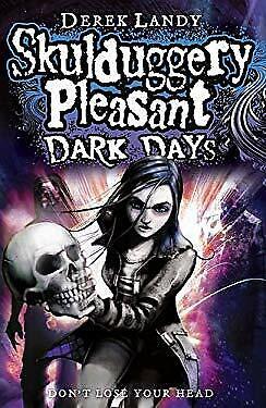 Dark Days by Landy, Derek-ExLibrary
