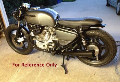 """24/"""" Brat Style Honda CX500 Deluxe Standard cafe racer seat saddle CODE A4023"""