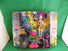 Monster High Inner Monster Eek Excited & Shivering Sad Deluxe Pack 3 Moods