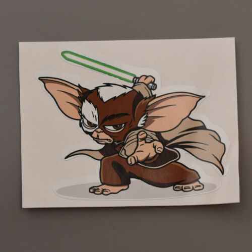Gremlin Jedi Star Wars Sticker