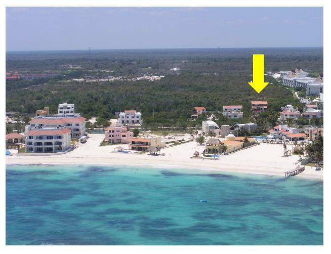 Casa en Venta/Renta de 3 Recámaras, Piscina y cerca del mar, Playa Paraíso, Playa del Carmen