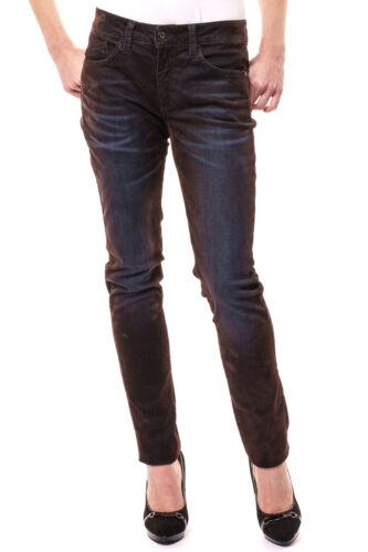 129 € Skinny Jeans Donna Skinny-fit donna jeans marrone nuovo Pierre CARDIN-FAV
