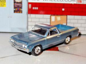 1964-67-Chevrolet-El-Camino-V-8-Sport-Lkw-1-64-Massstab-Diorama-Sammlerstueck-W1
