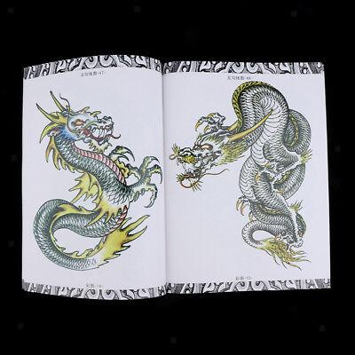 - Awesome Dragon & Phoenix Tattoo Body Art Designs Coloring Book For Women  Men EBay