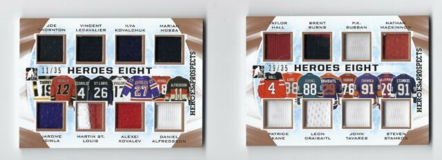 2016/17 ITG Heroes&Prospects Heroes Eight Tavares/Stamkos/Hall/Kane/Burns #29/35