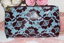 Sisley Lace Look Waterproof Makeup Bag New