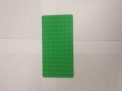 LEGO 8x16 Stud Bright Green Baseplate Brand New 4219811 ~Bulk~ Rounded Corners