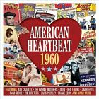 American Heartbeat 1960 [Digipak] by Various Artists (CD, Nov-2013, 2 Discs, One Day Music)