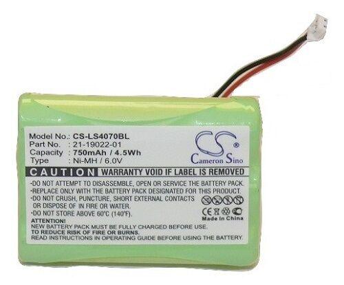 Battery Replacement for Motorola SYMBOL 21-19022-01 21-19022-02 Bar Code Scanner