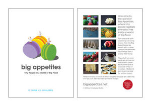 Big-Appetites-note-cards-Limited-Edition-from-the-artist-039-s-studio