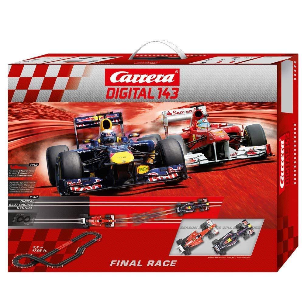 Carrera 20040018 - Digital 143 Final Race  | Am praktischsten