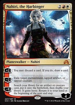 Nahiri, the Harbinger x1 Magic the Gathering 1x Shadows over Innistrad mtg card