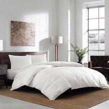 Ed Bauer Luxury 700 Fill Goose Down White Comforter 400tc Queen Full