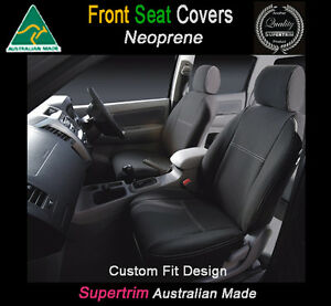 Console Lid Cover Ford Focus 100/% Waterproof Premium Neoprene
