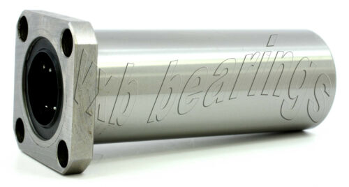 8mm Square Flanged Bushing Linear Motion