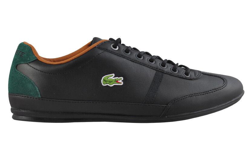 9240e39b Nuevo zapatos Misano Sport 317 zapatos zapatillas de cuero Lacoste  caballero nnijzy4802-Zapatillas deportivas