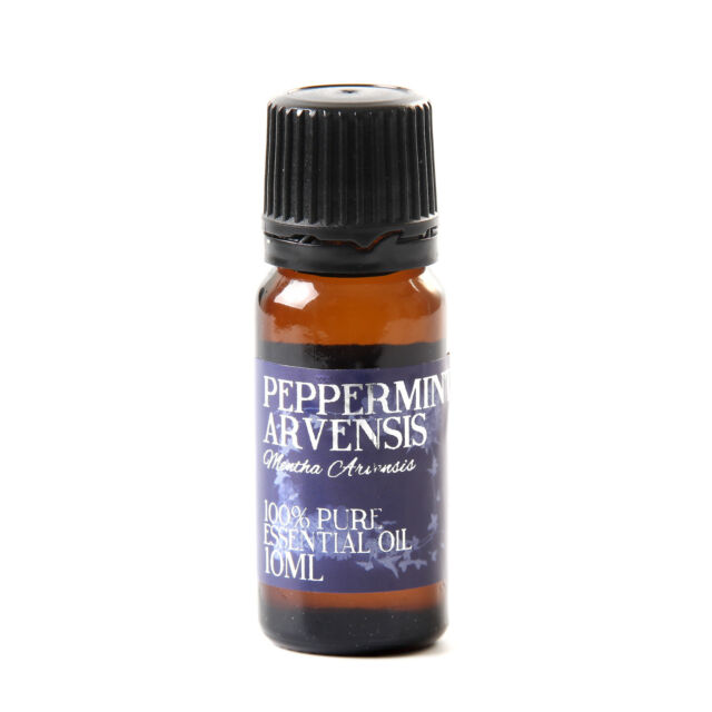 Mystic Moments | Peppermint Arvensis Essential Oil - 10ml (EO10PEPPARVE)